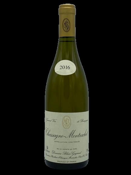 Chassagne Montrachet 1er cru Boudriotte 2016 - Domaine Blain Gagnard