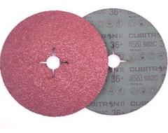3M Cubitron II 982C Dischi fibrati 115x22 mm gr.80