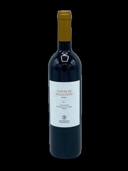 Conte di Galluccio 2011 - Masseria Starnali