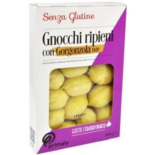 Gnocchi ripieni al gorgonzola senza glutine