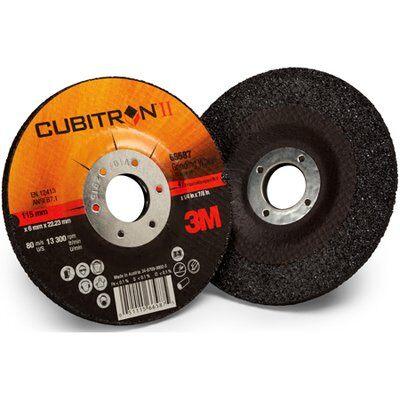 3M Cubitron II Disco ibrido 230x4,2x22 mm