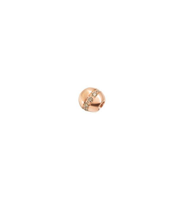 PEPITA Oro rosa 9kt, Diamanti Brown