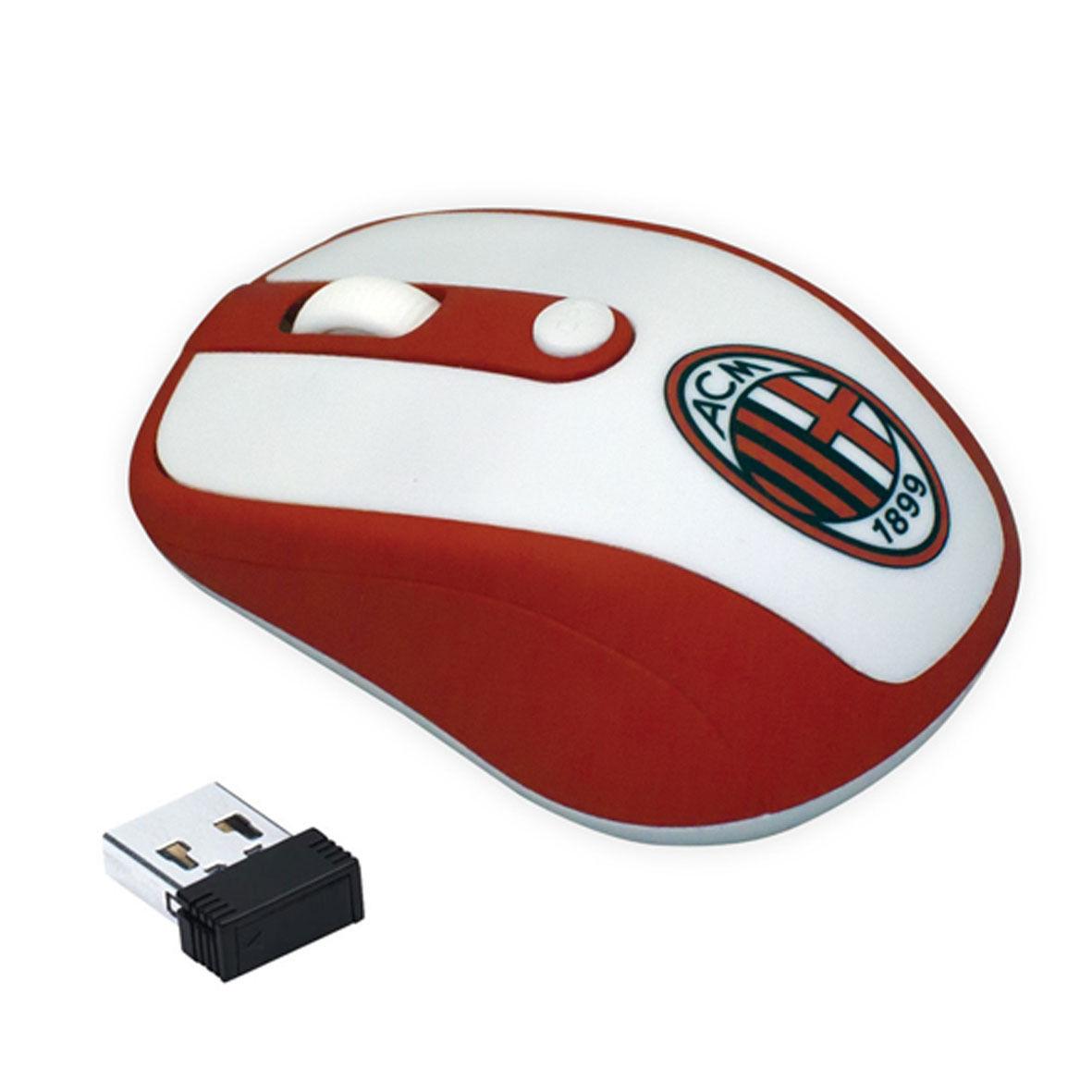 Mouse wireless Milan