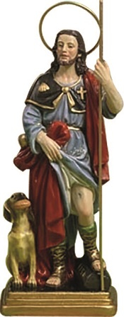 S. Rocco cm. 11,5