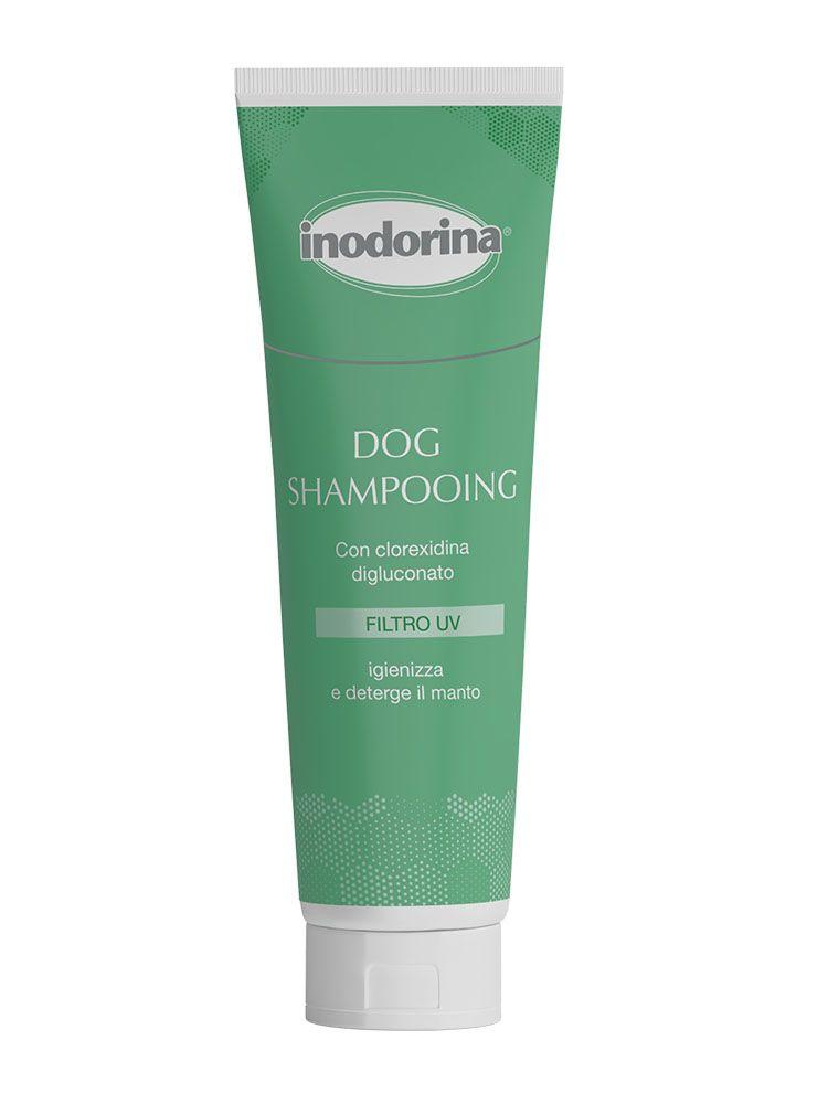 Inodorina Dog Shampooing - 250 ml - Con Clorexidina