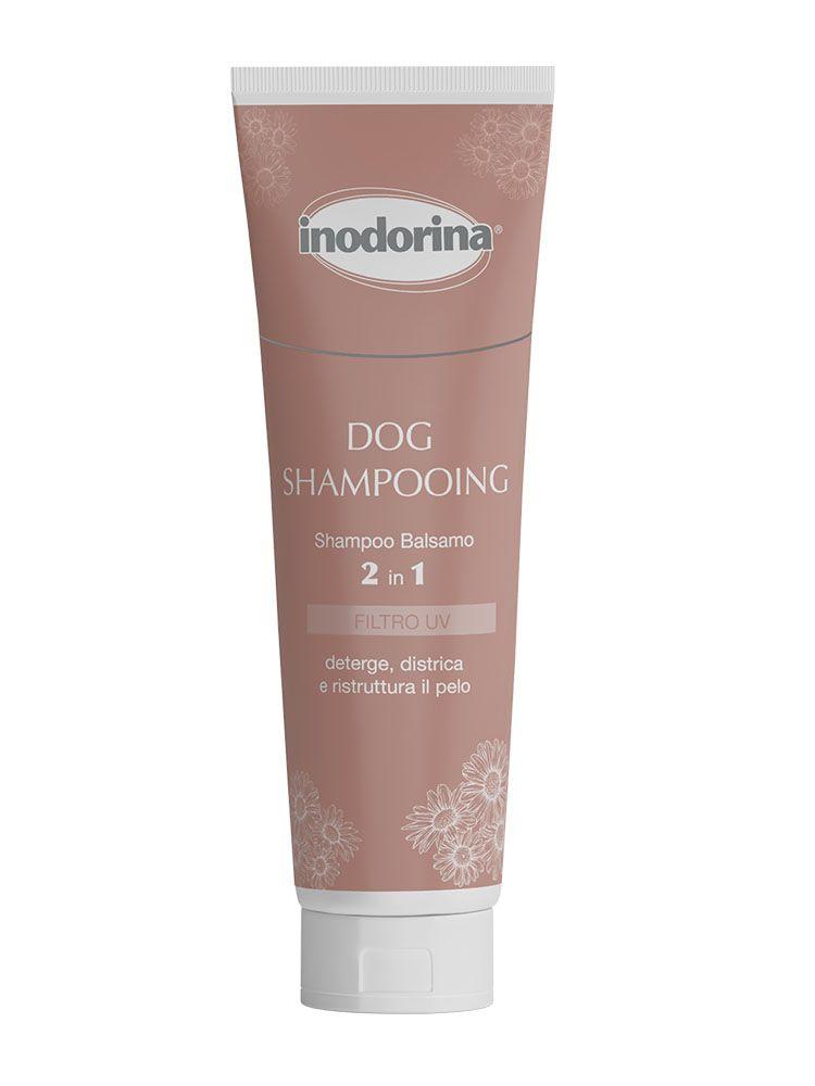 Inodorina Dog Shampooing - 250 ml - Shampoo 2in1