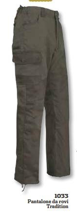 Pantalone da Rovi