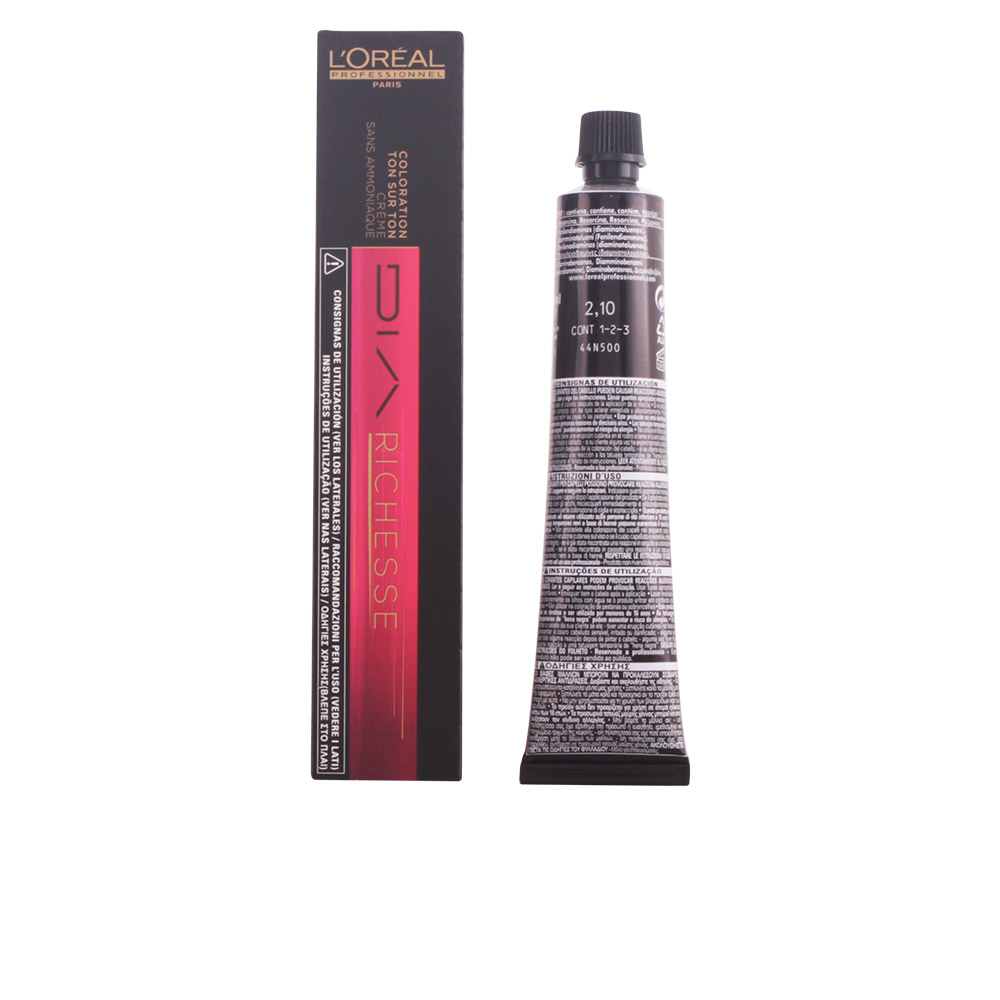 Loreal Dia Richesse Semi Permanent Color Senza Ammoniaca 2.10 50ml