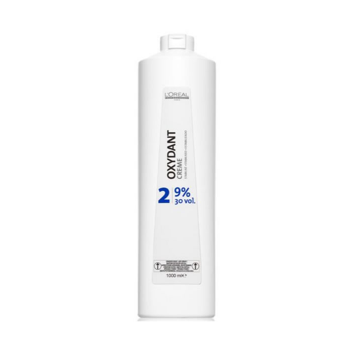 Loreal Oxydant Cream 2 9% 30 Vol 1000ml