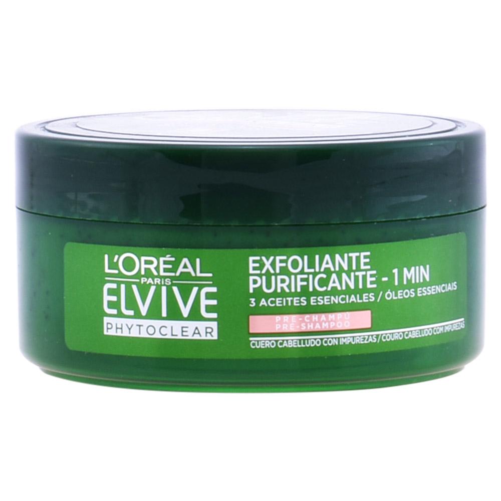 Loreal Elvive Phytoclear Maschera 150ml