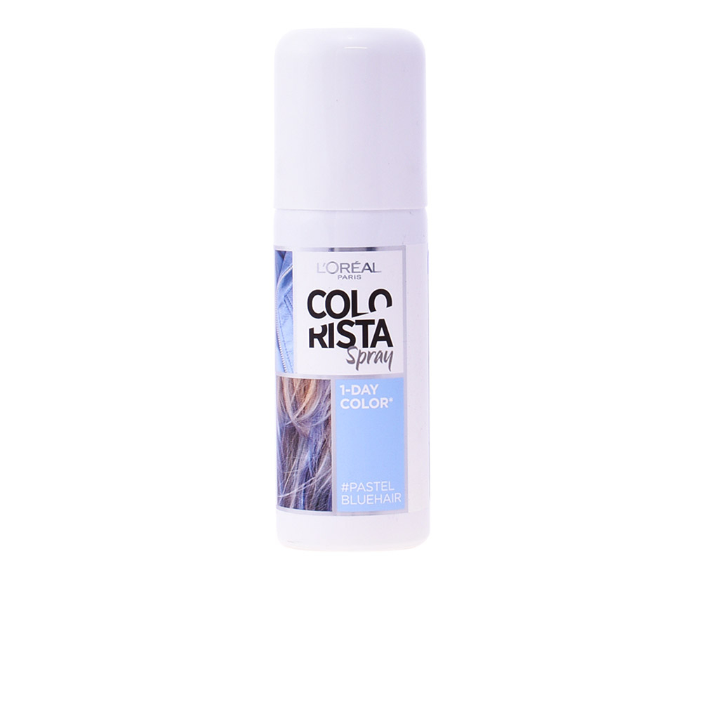 Loreal Colorista Colorazione Temporanea Spray 2 Pastel Blue 75 ml