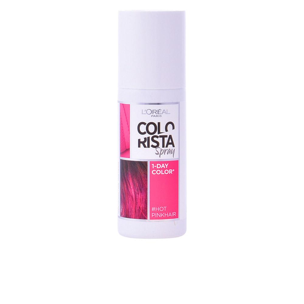 Loreal Colorista Colorazione Temporanea Spray 1 Hot Pink 75ml