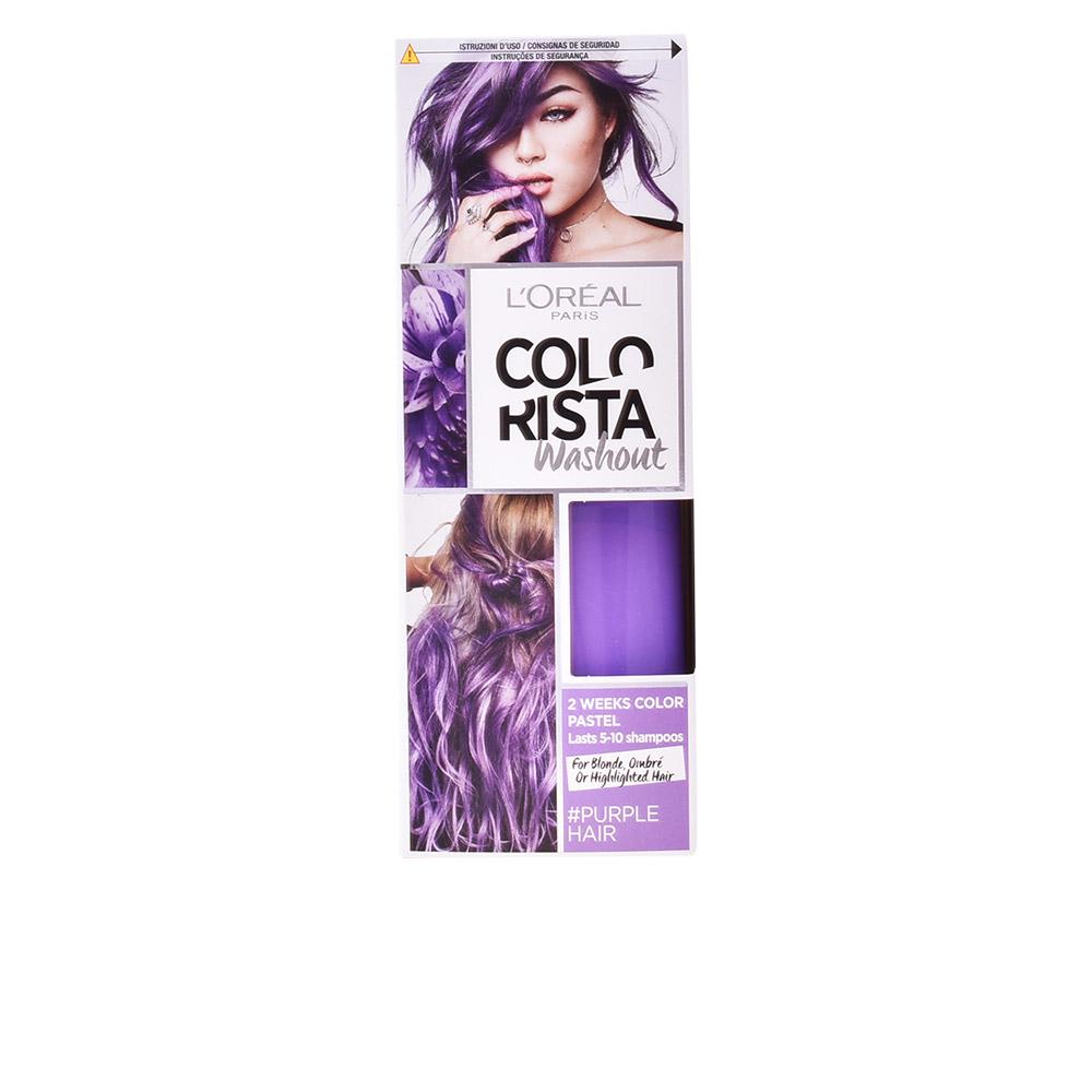 Loreal Colorista Wash Out Colorazione Temporanea 5 Purple