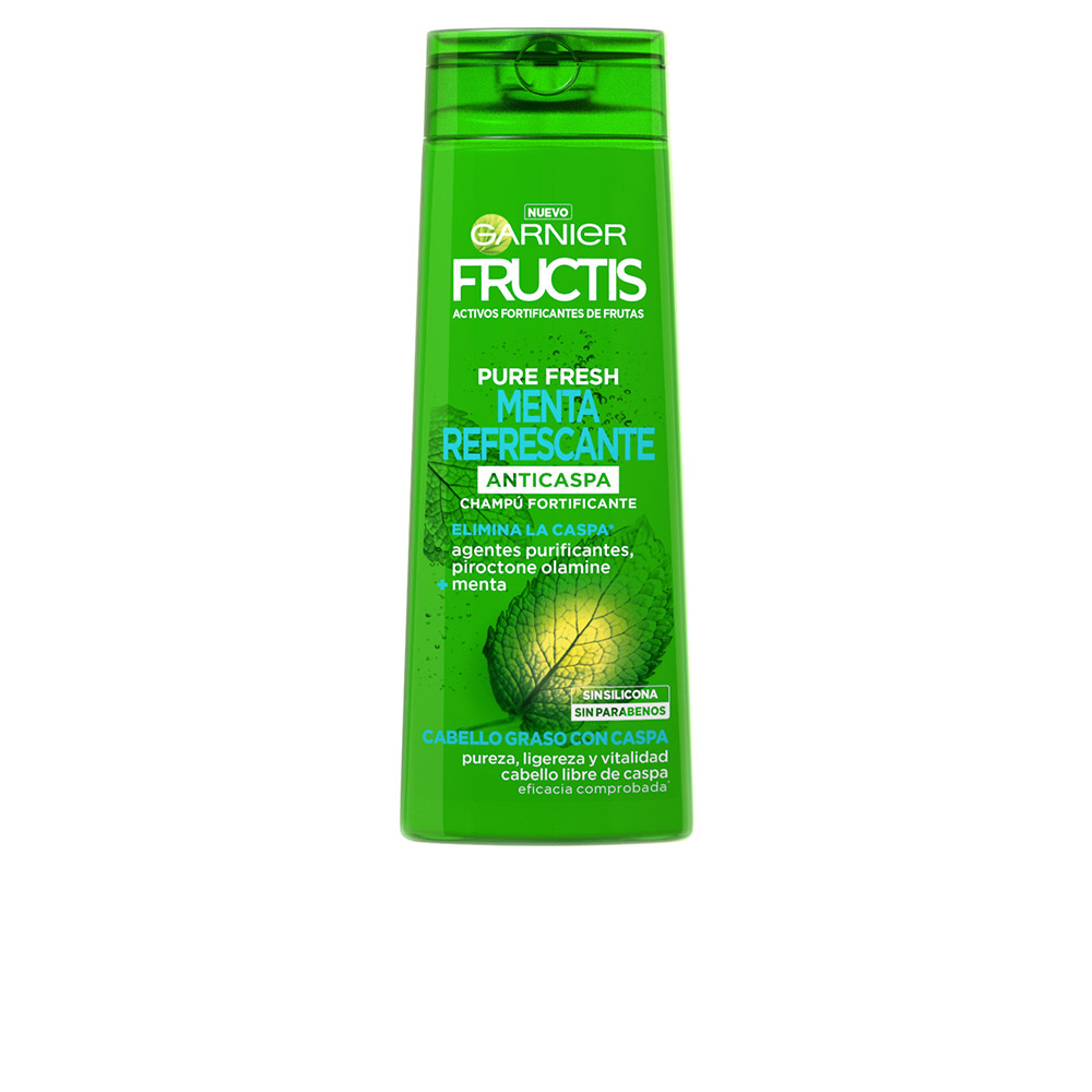 Garnier Fructis Pure Fresh Menta Shampoo Anti Forfora 360ml