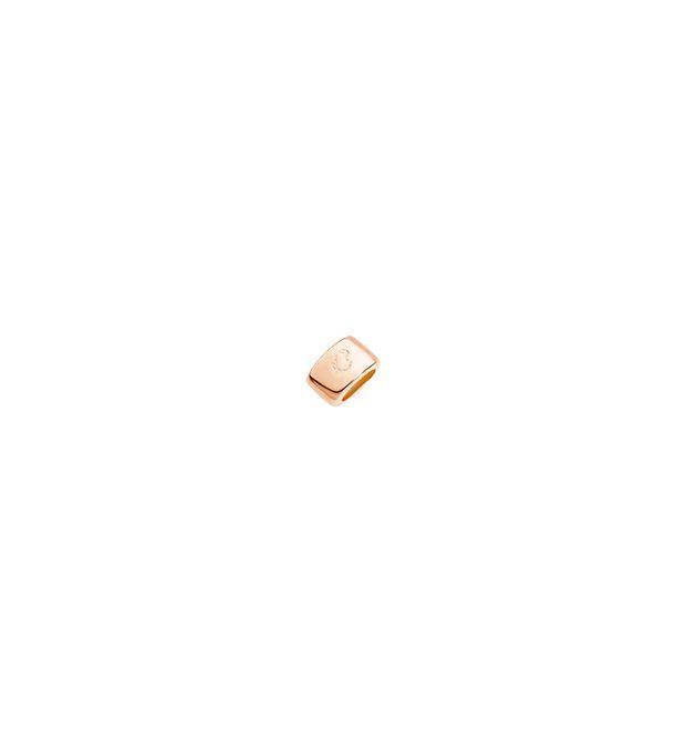 CHIUSURA BRACCIALE BANGLE Oro rosa 9 kt