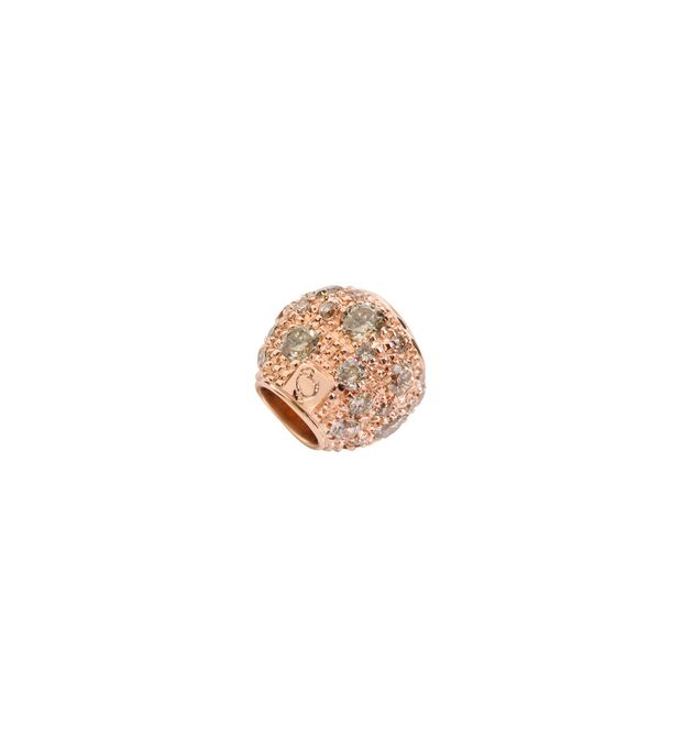 PEPITA Oro rosa 9kt, Diamanti Brown