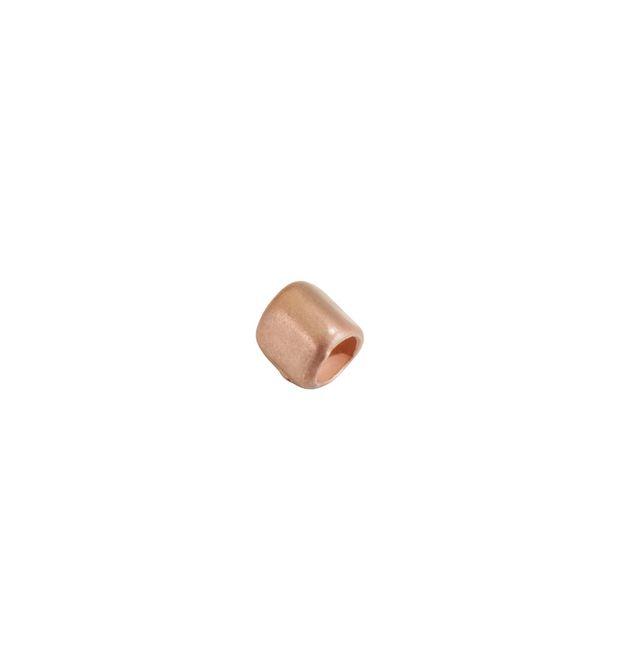 GRANELLO TRIANGOLARE Oro rosa 9 kt