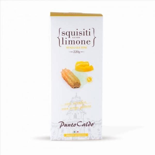 Squisiti gusto limone artigianali senza glutine
