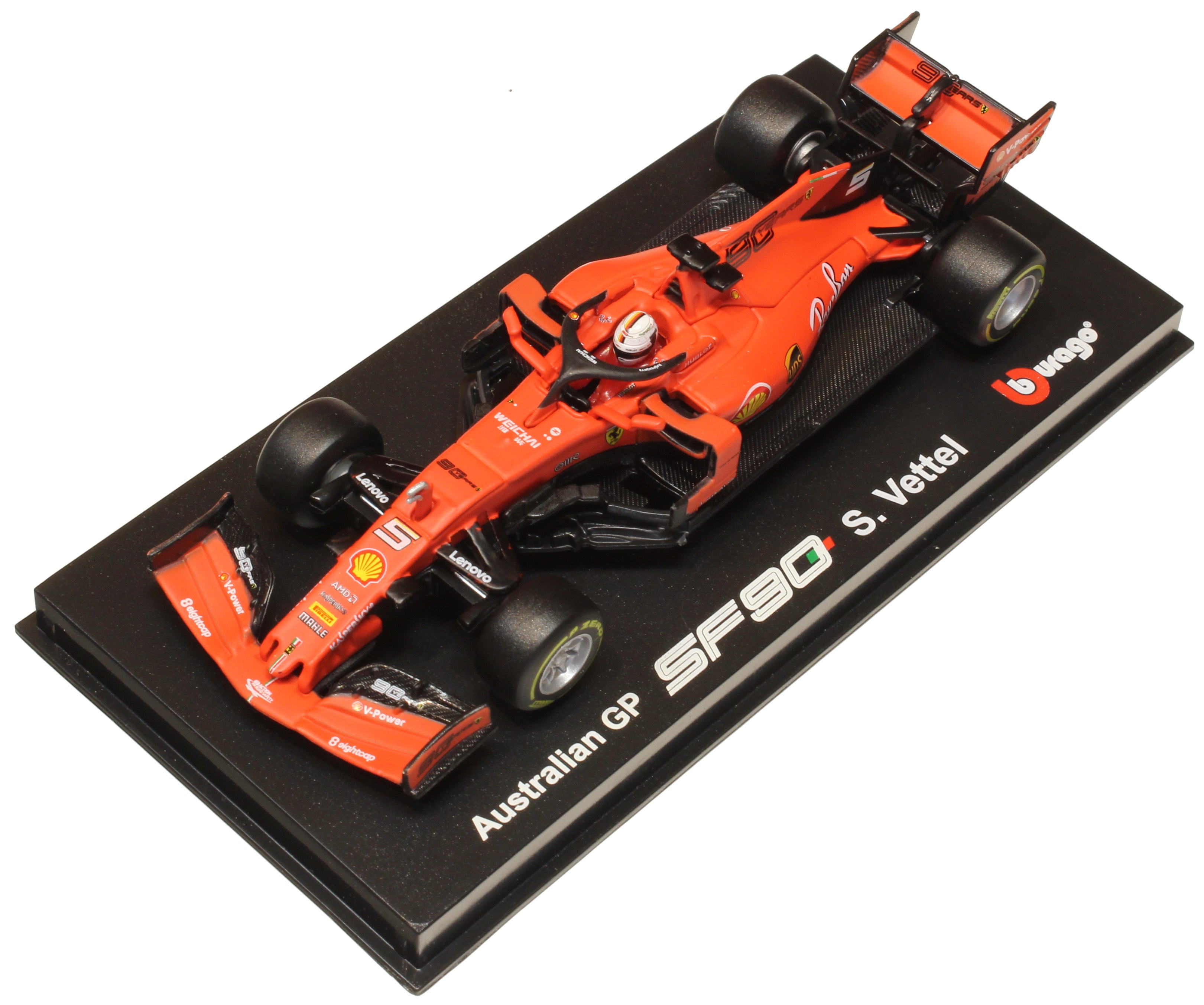 Scuderia Ferrari SF90 Vettel  1/43