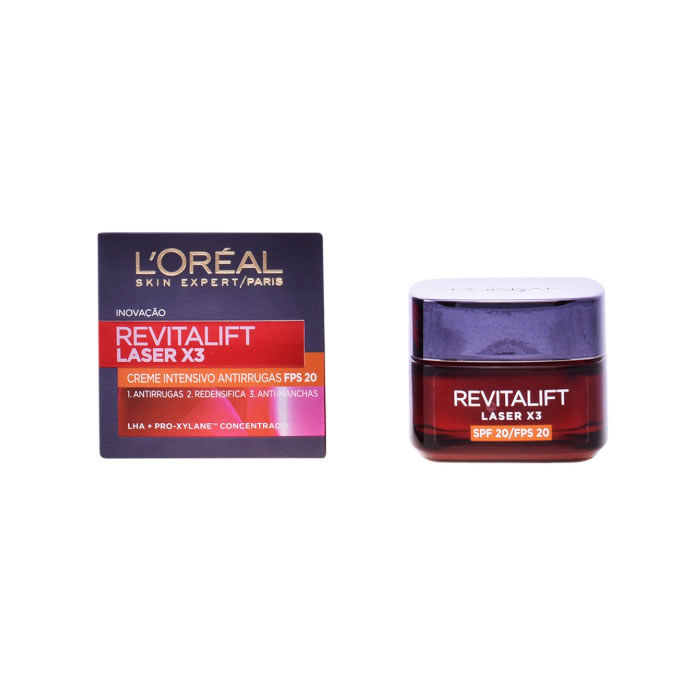L'Oreal Revitalift Laser X3 Day Cream SPF20 50ml