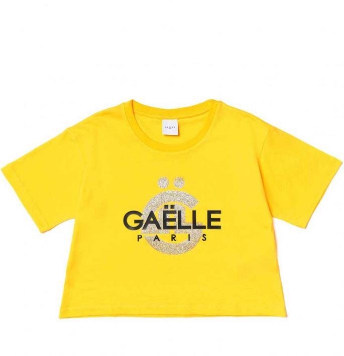T-shirt Gaelle Paris Logo