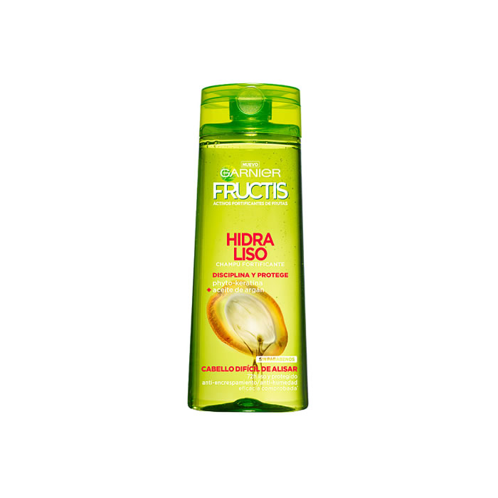 Garnier Fructis Hair Straightening Shampoo Anti frizz 360ml