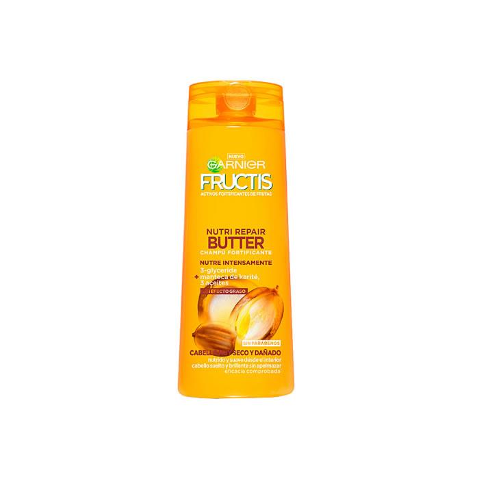 Garnier Fructis Nutri Repair Butter Shampoo 360ml