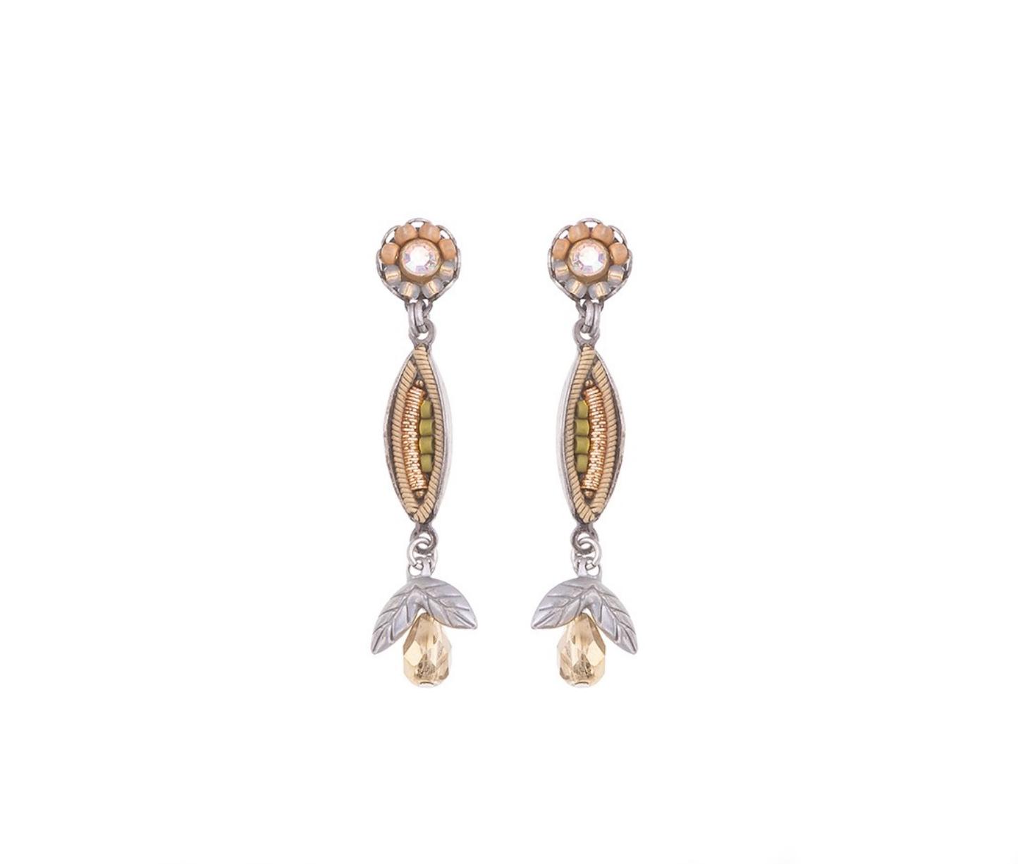 Shifty Sands - Casia Earrings