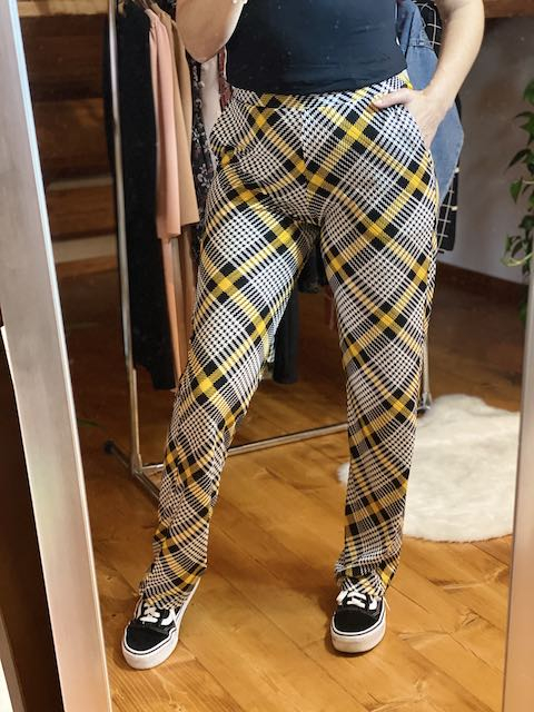 Pantaloni Sporty Jarina Fantasia