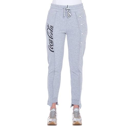 Pantalone felpa grigia - PINKO