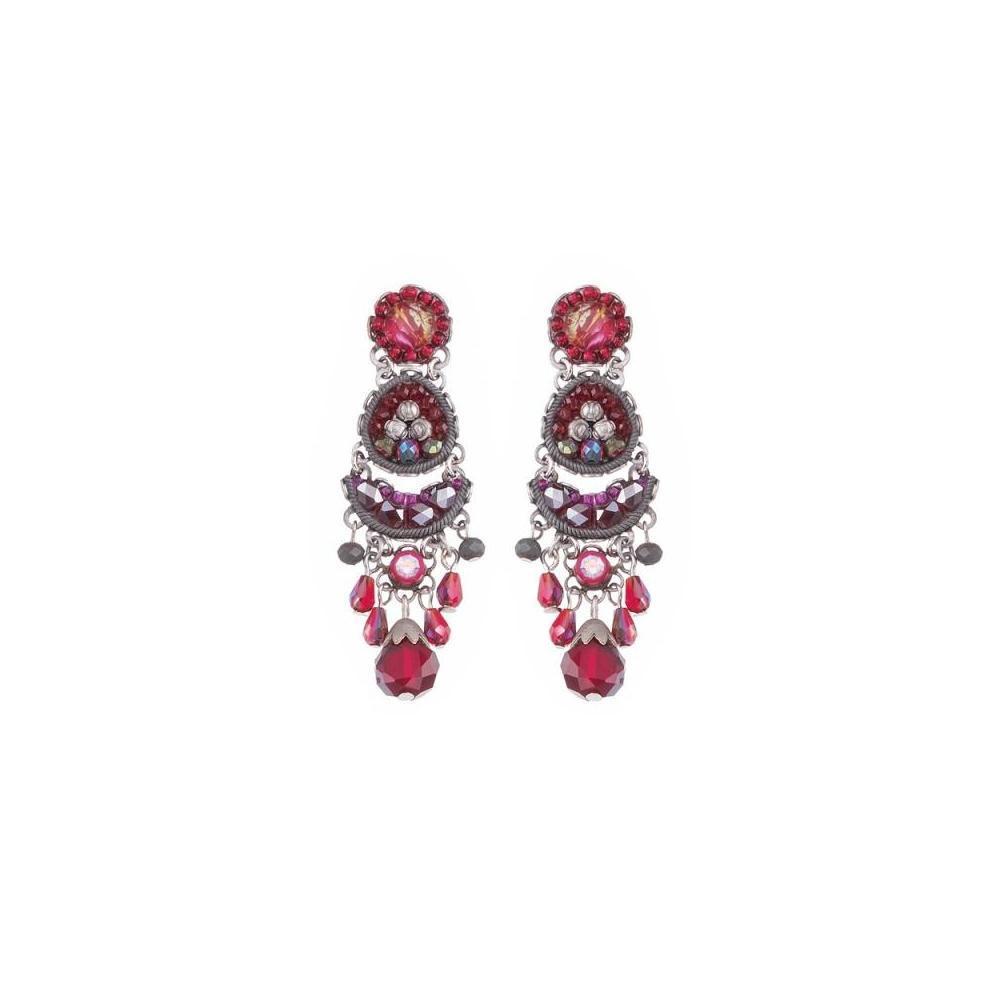 Ruby Tuesday Earrings
