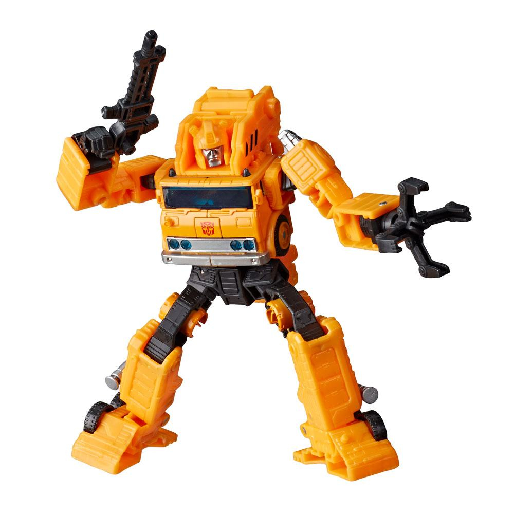 Transformers Generations War for Cybertron: Earthrise Action Figures - AUTOBOT GRAPPLE