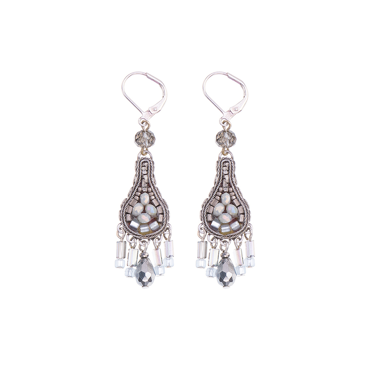 Silver Odyssey - French Wire Earrings