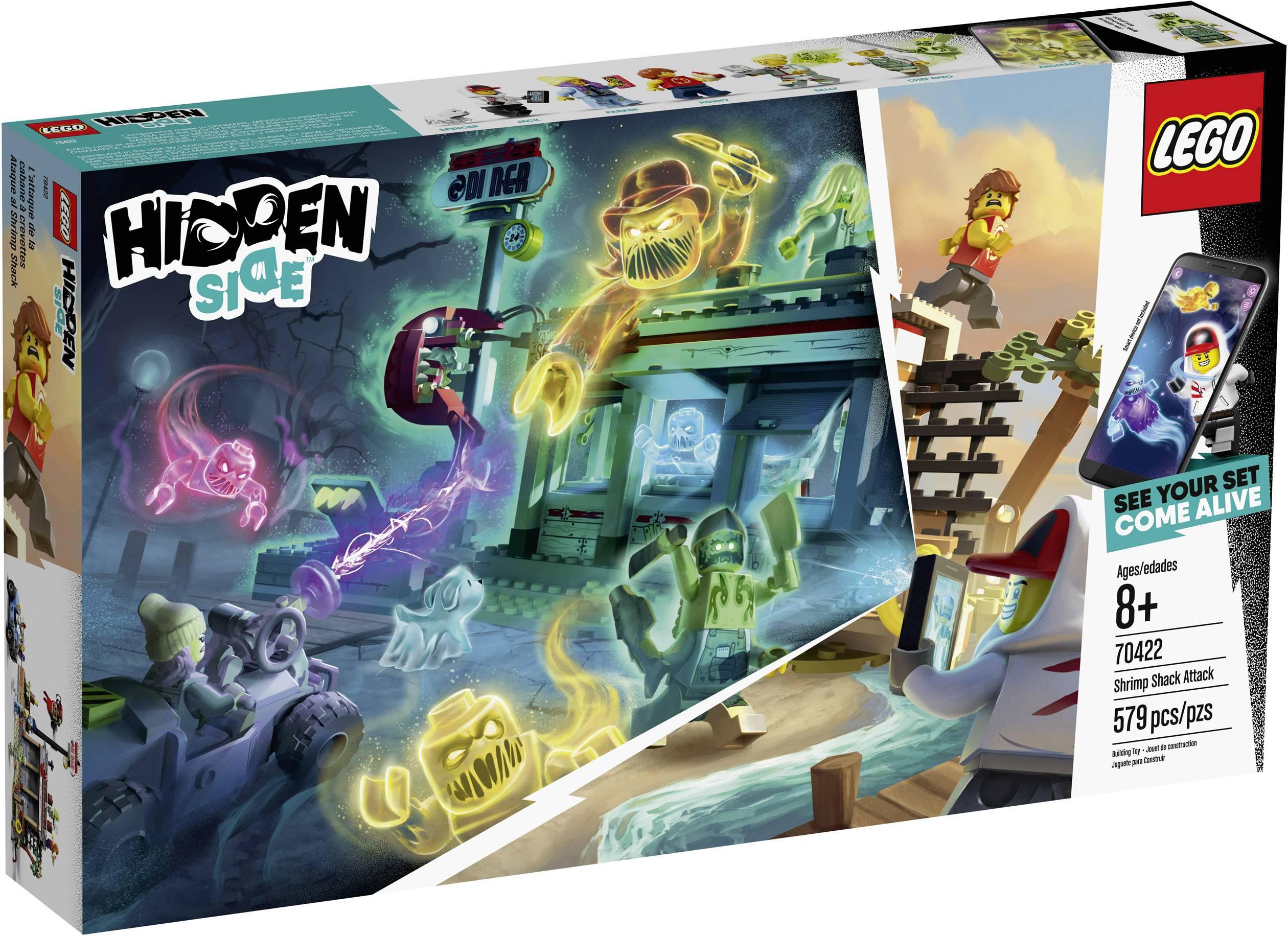 70422 Attacco alla capanna dei gamberetti (LEGO)
