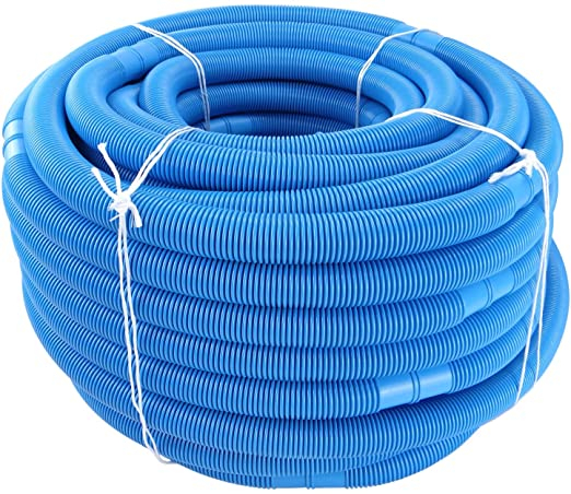 Tubo di collegamento per piscine mm.38   IL PREZZO è PER 1,50 M