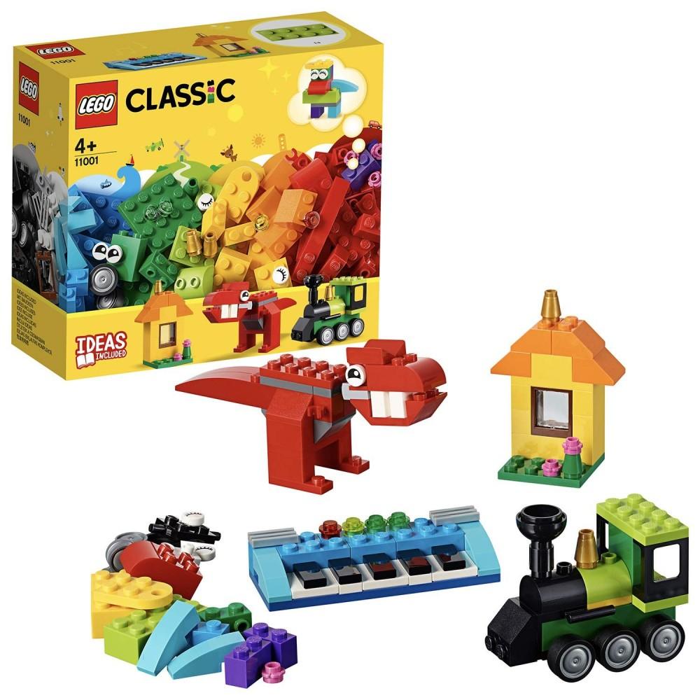 LEGO CLASSIC MATTONCINI E IDEE CF1