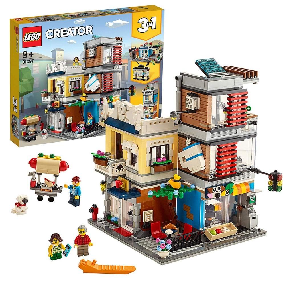31097 Negozio degli Animali & Café (LEGO)