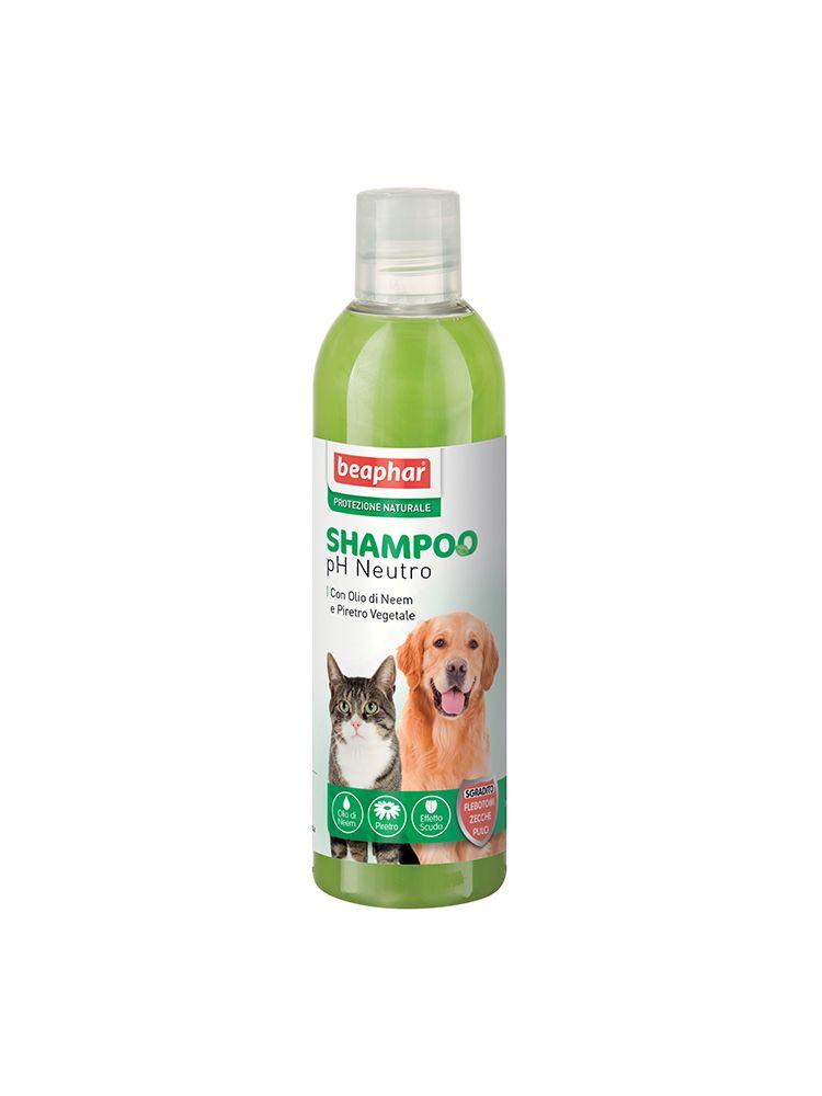 Beaphar Protezione Naturale - Shampoo Cane/Gatto 250 ml