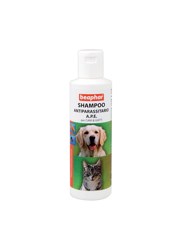 Beaphar Shampoo Antiparassitario A.P.E. 200 ml