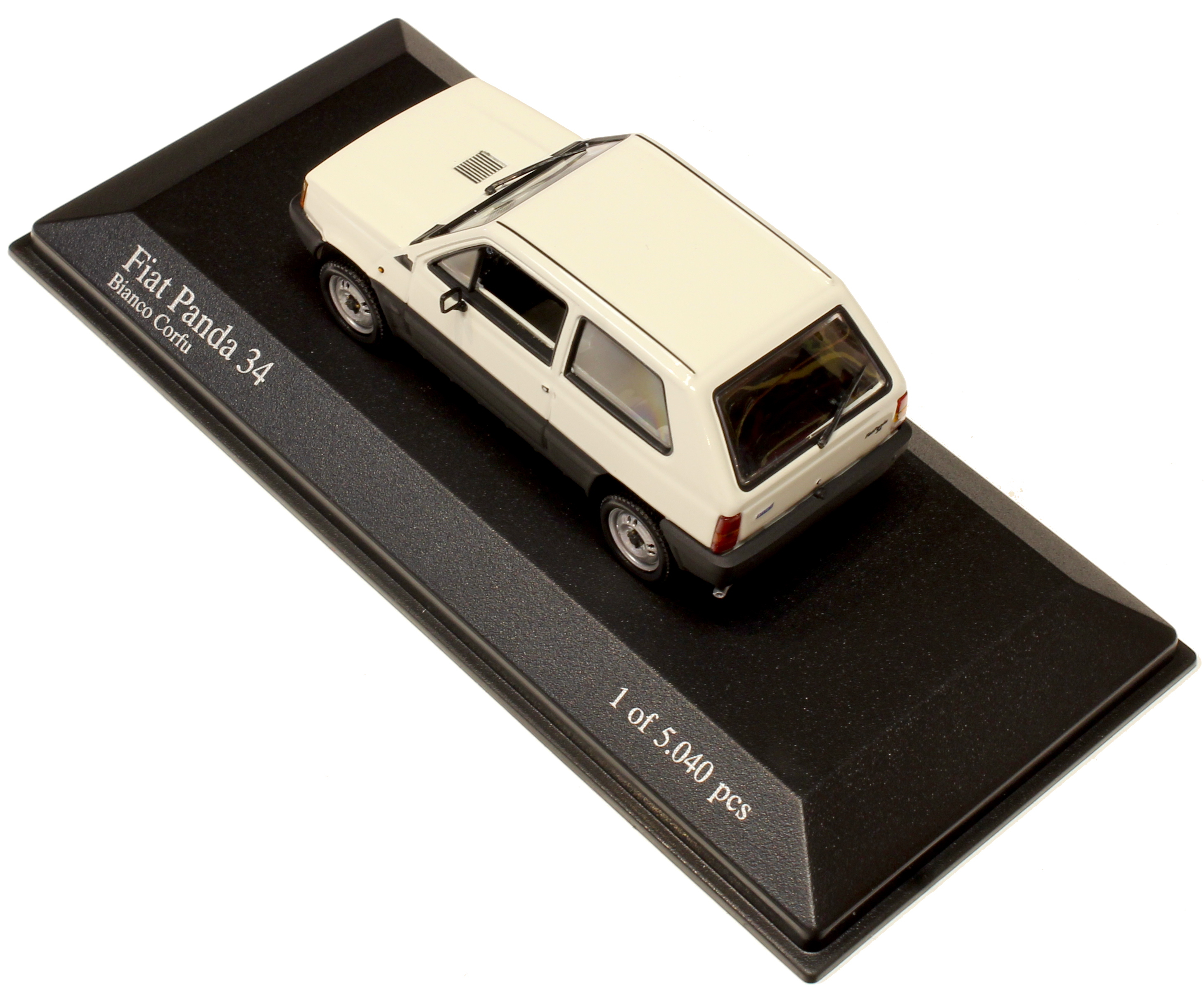 Fiat Panda 34 1980 White 1/43