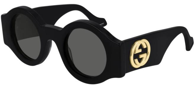Gucci - Occhiale da Sole Donna, Black/Grey Shaded  GG0629S  003  C47