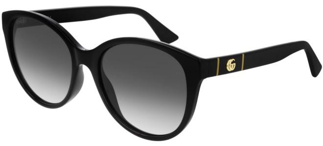 Gucci - Occhiale da Sole Donna, Black/Grey Shaded  GG0631S  001  C56