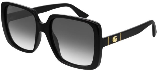 Gucci - Occhiale da Sole Donna, Black/Grey Shaded  GG0632S  001  C56