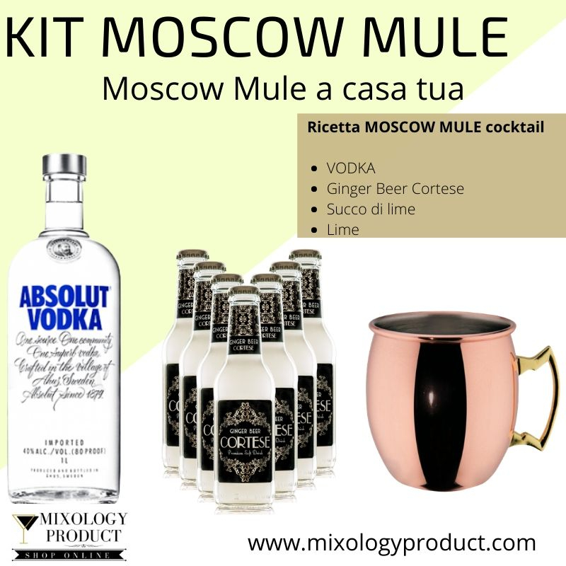 KIT MOSCOW MULE