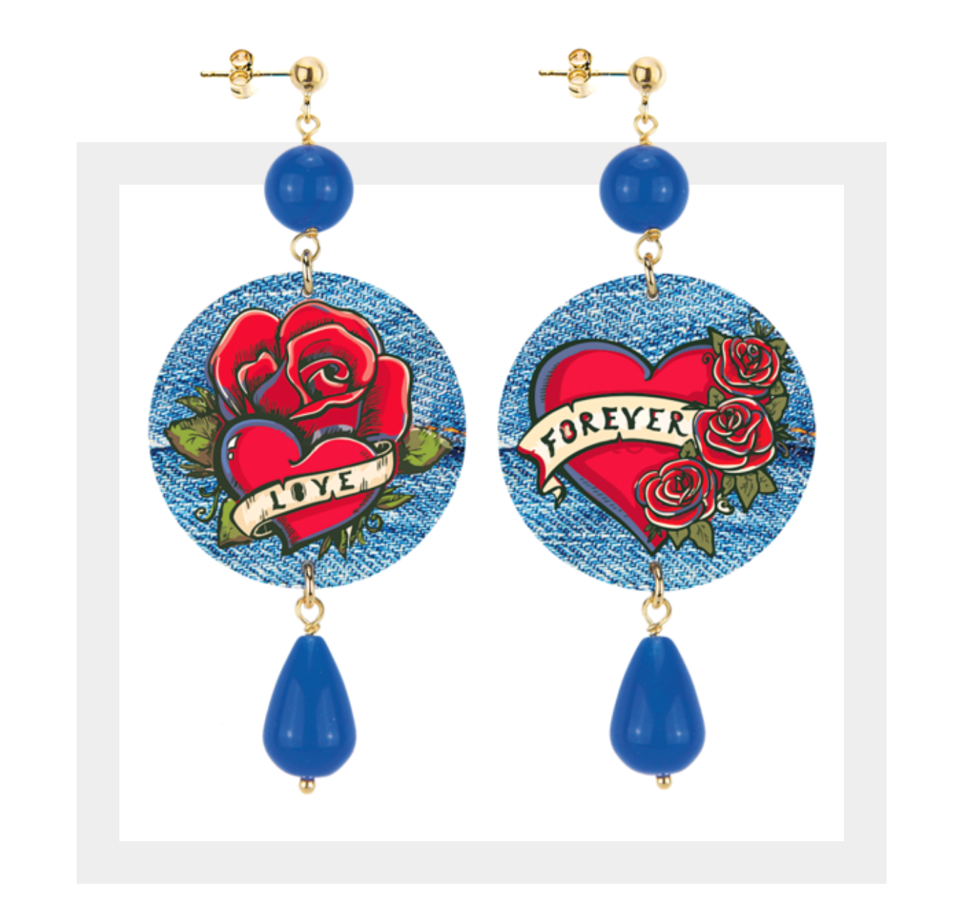 The Circle Classici - Love And Forever Pietra Blu