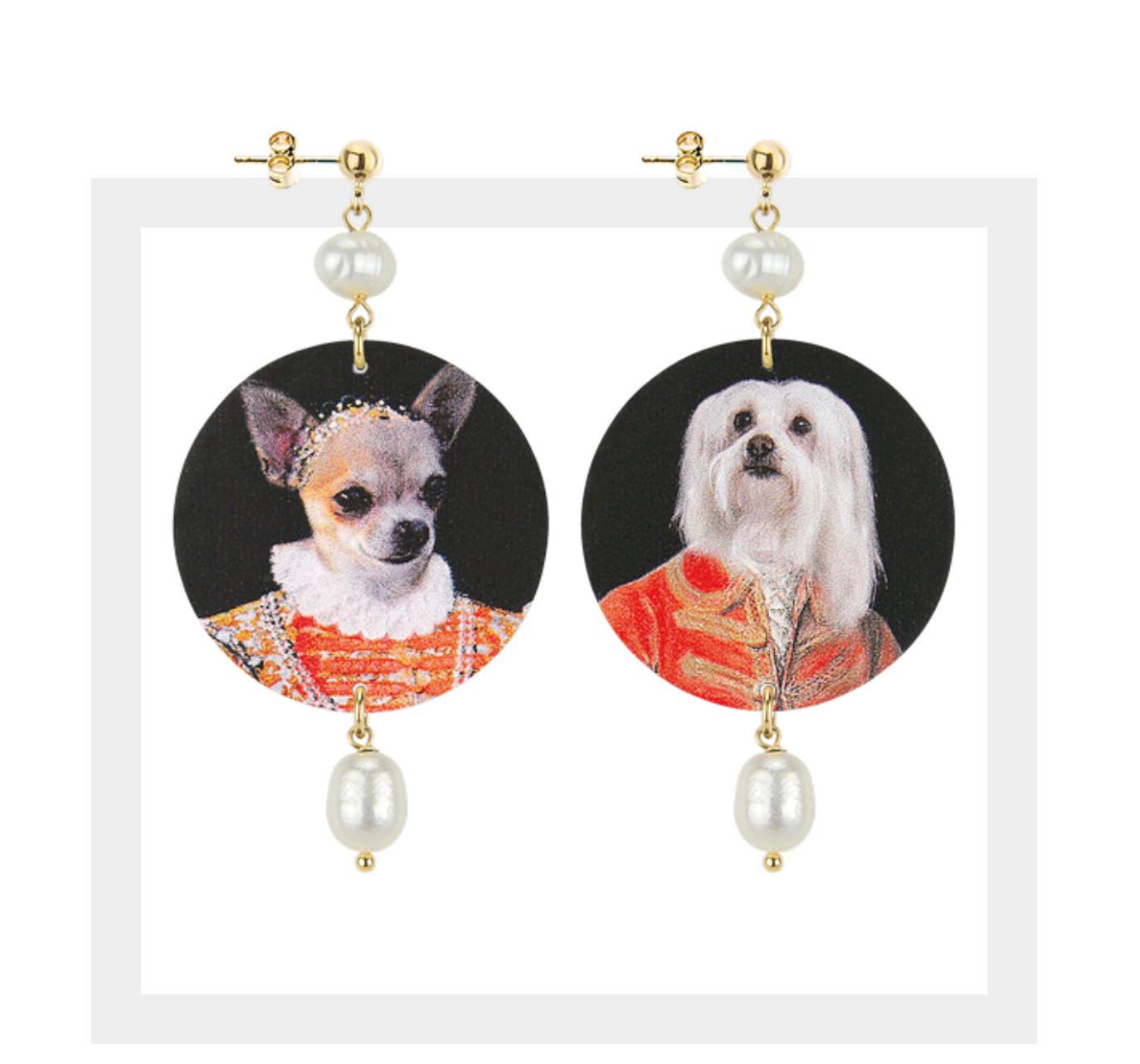 The Circle Classici - Maltese e Chihuahua Perla
