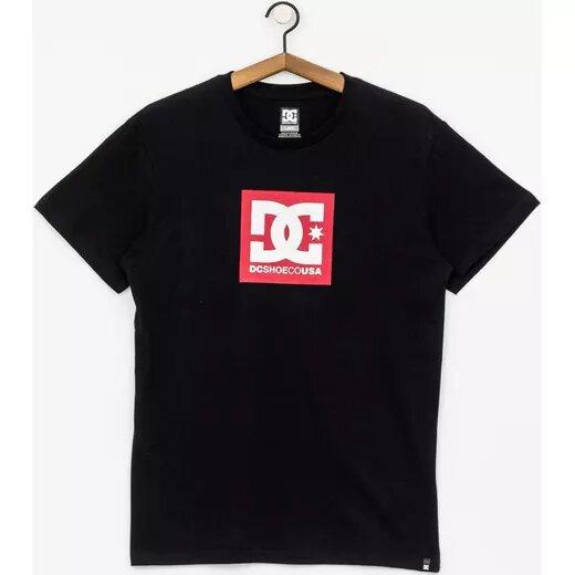 T-Shirt DC Square Stars