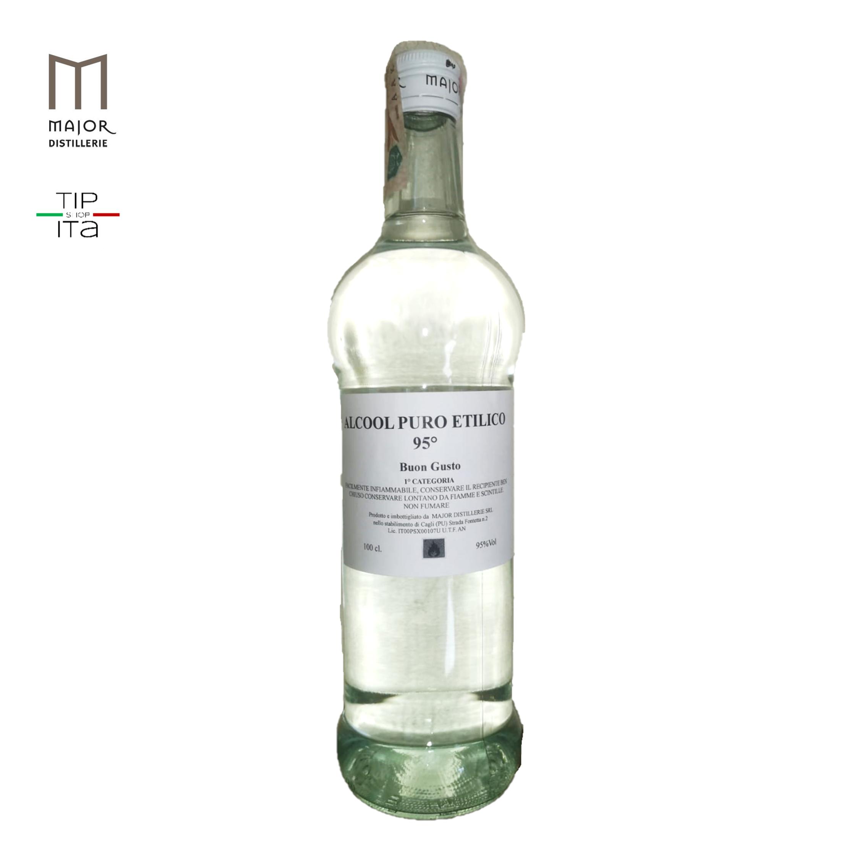 Alcool Etilico Puro - 1lt/3lt/6lt
