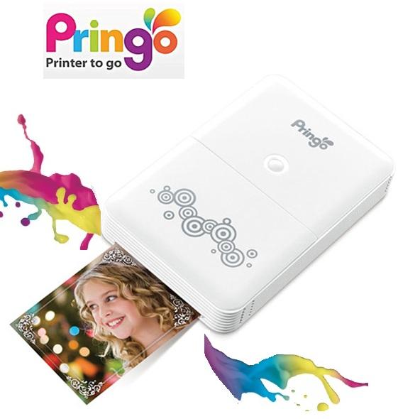 Stampante wi-fi per Smartphone PRINGO