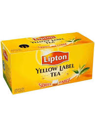 THE LIPTON X25 BUSTINE